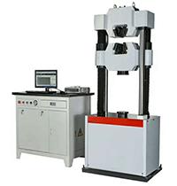 伺服控制液壓萬能(neng)試驗機WY-600GS
