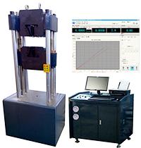 100噸(dun)伺服液壓萬能(neng)材料試驗機